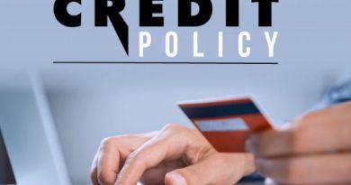 Chính sách tín dụng là gì? Tên tiếng anh Credit Policy